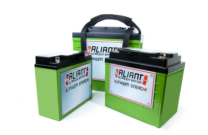 Aliant Lithium Energy