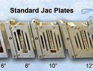 Setback Standard Series Jack Plate